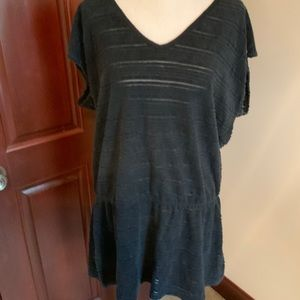 Swimsuit Cover Up. Sz. Large